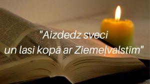 Aizdedz sveci un lasi kopā ar Ziemeļvalstīm