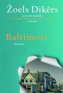 Ilustrācija grāmatai Baltimori