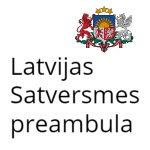 ilustrācija Satversmes preambula