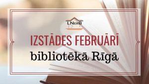 februāris Rīga galvene