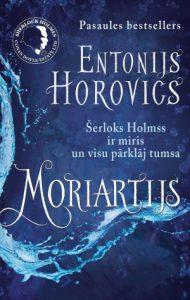 Ilustrācija grāmatai Moriatijs