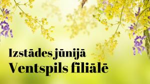 jūnijs Ventspils galvene