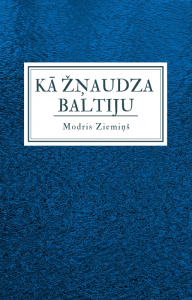 Ilustrācija grāmatai Kā žņaudz Baltiju