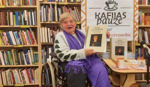 KAFIJAS PAUZE AR MARINU KOSTEŅECKU Marina Kosteņecka
