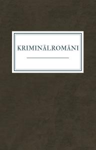 Ilustrācija grāmatai Kriminālromāni