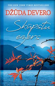 Ilustrācija grāmatai Skūpstu ezers
