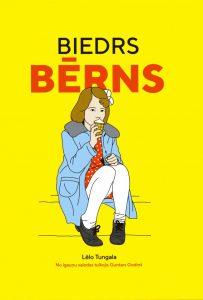 Ilustrācija grāmatai Biedrs Bērns
