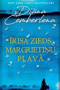 Ilustrācija grāmatai Īrisa ziedi margrietiņu pļavā