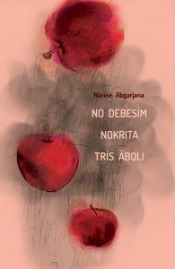 Ilustrācija grāmatai No debesīm nokrita trīs āboli