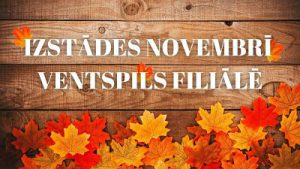 Novembris Ventspils galvene