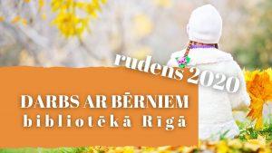 darbs ar bērniem Rīga galvene
