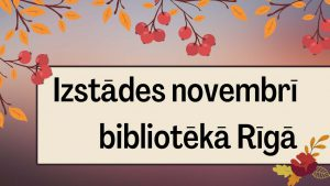 novembris Rīga galvene