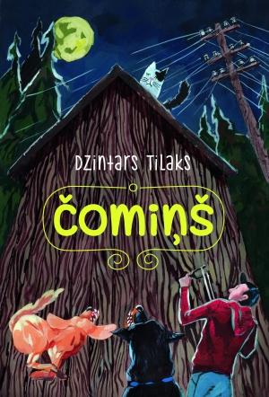 Ilustrācija grāmatai Čomiņš