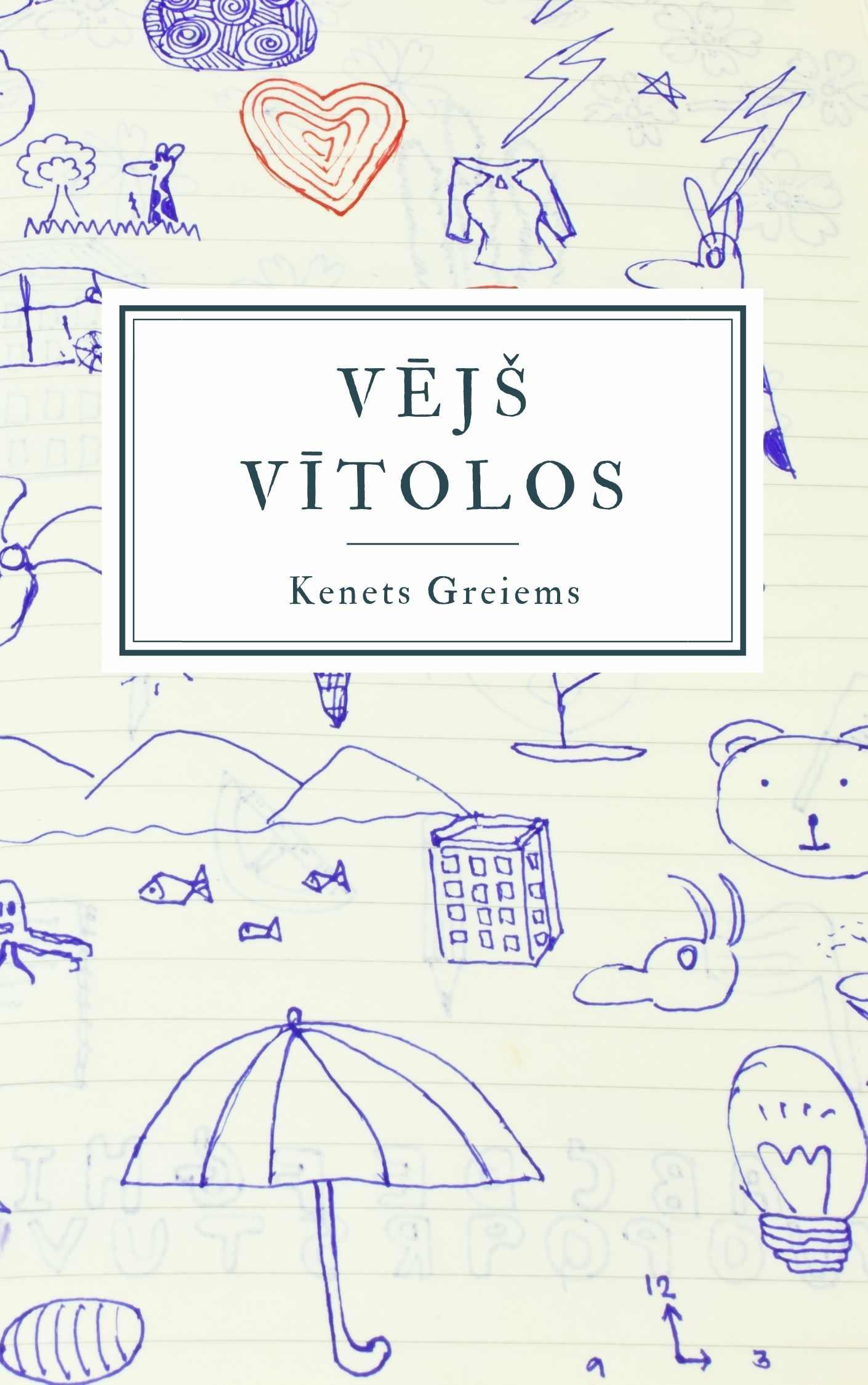 Ilustrācija grāmatai Vējš vītolos