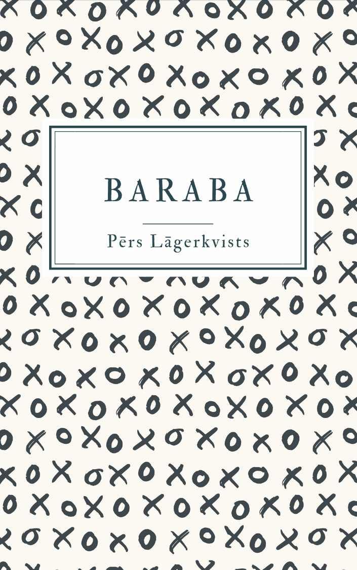 Ilustrācija grāmatai Baraba