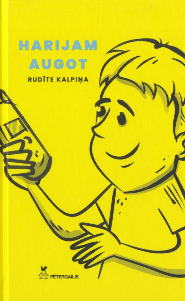 Ilustrācija grāmatai Harijam augot