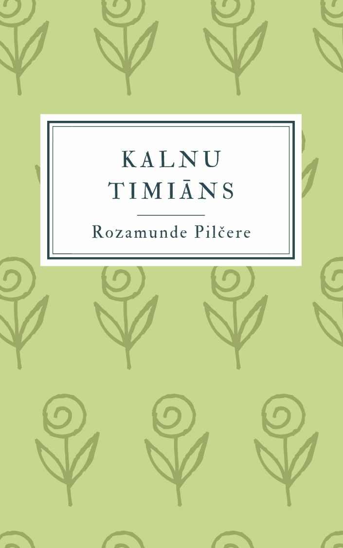 Ilustrācija grāmatai Kalnu timiāns