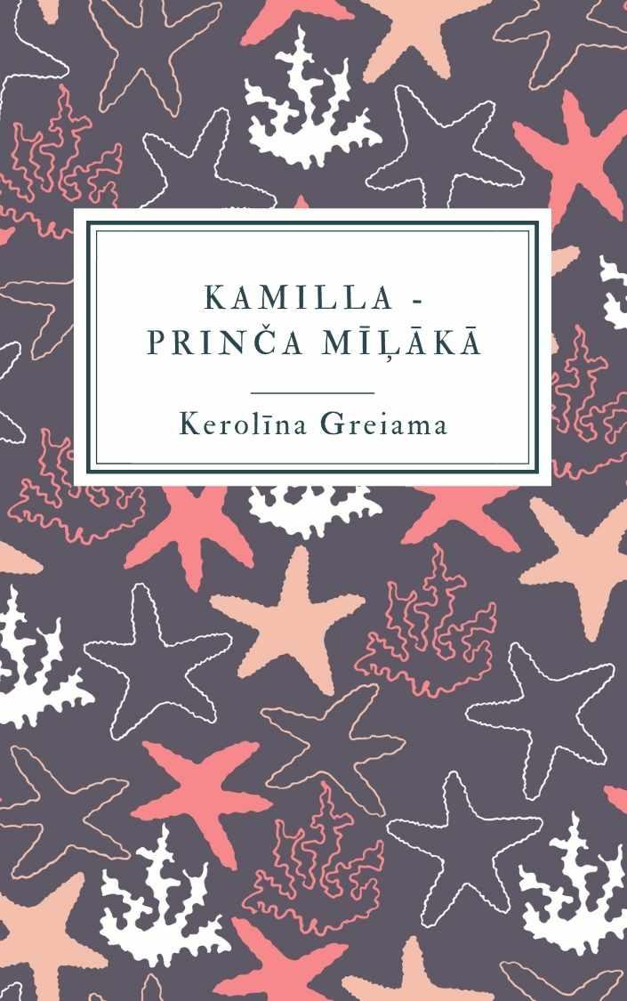 Ilustrācija grāmatai Kamilla - prinča mīļākā
