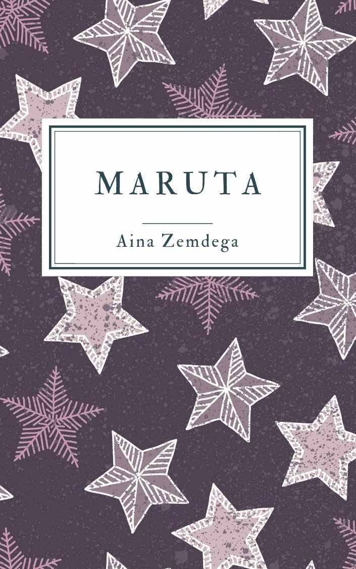 Ilustrācija grāmatai Maruta