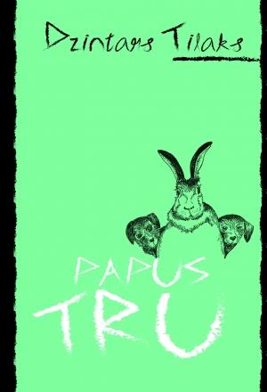 Ilustrācija grāmatai Papus Tru