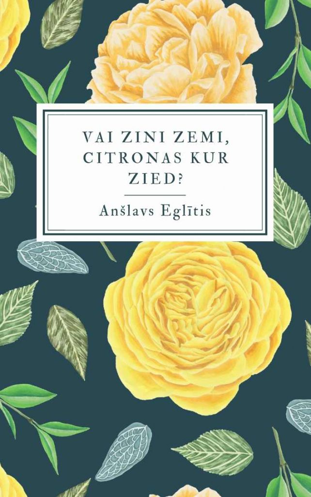 Ilustrācija grāmatai Vai zini zemi, citronas kur zied?