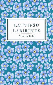 Ilustrācija grāmatai Latviešu labirints