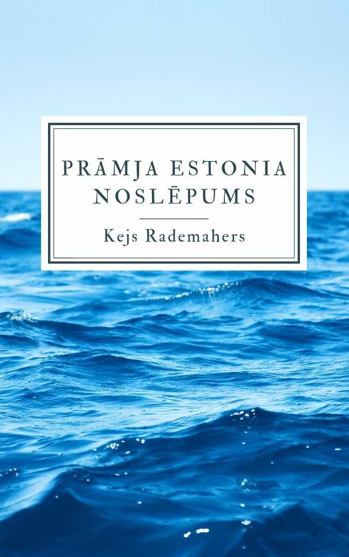 Ilustrācija grāmatai Prāmja Estonia noslēpums