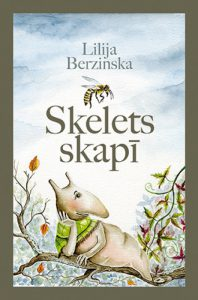 Ilustrācija grāmatai Skelets skapī