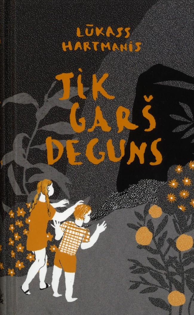 Ilustrācija grāmatai Tik garš deguns