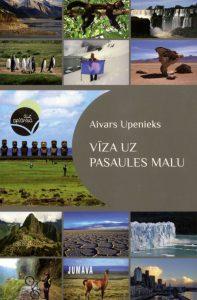 Ilustrācija grāmatai Vīza uz pasaules malu