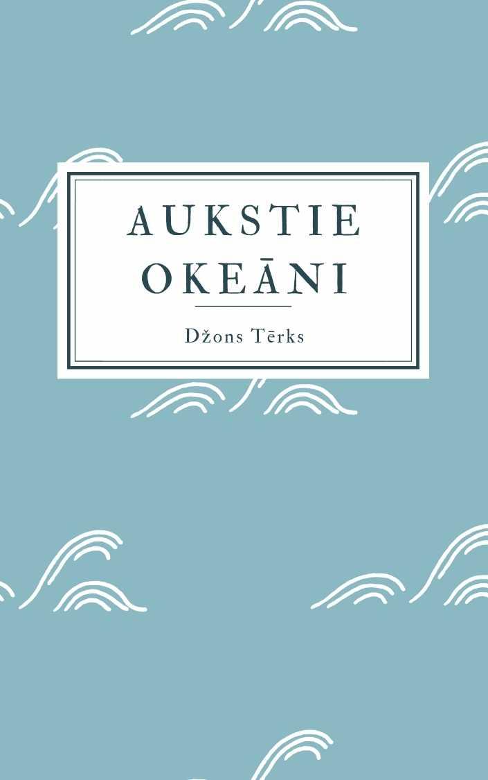 Ilustrācija grāmatai Aukstie okeāni