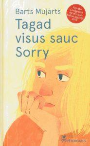 Ilustrācija grāmatai Tagad visus sauc Sorry