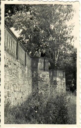"""""""Dorotejas laukuma"""" mūris (Foto no J.Pimbera arhīva)"""