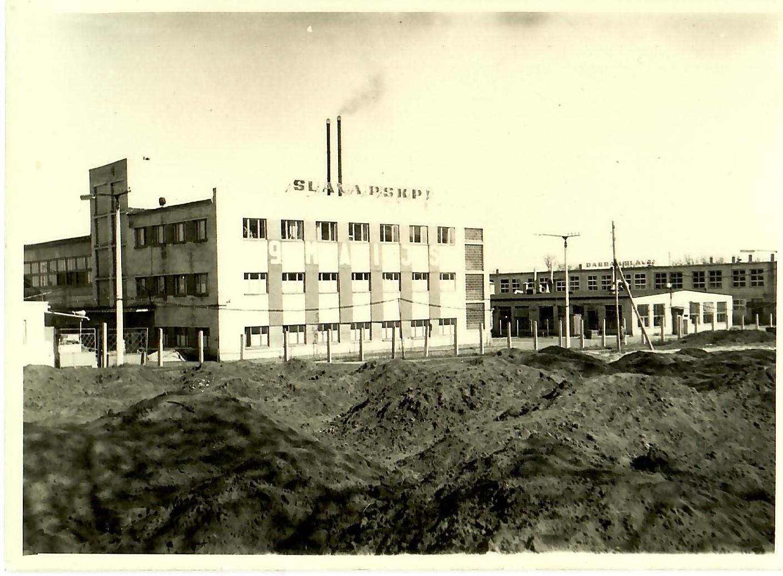 MRU darbnīcas 1973.gada 7.maijā (Foto no V.Kārkliņa arhīva)