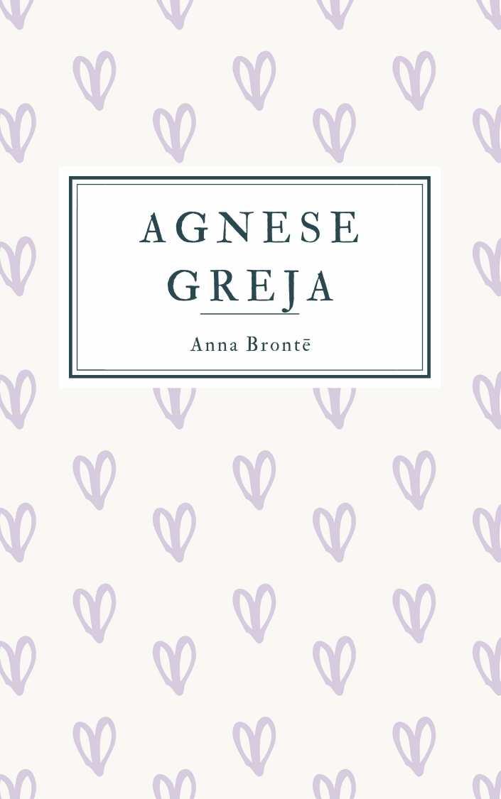 Ilustrācija grāmatai Agnese Greja