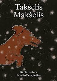 Ilustrācija grāmatai Takšelis Makšelis