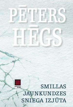 Ilustrācija grāmatai Smillas jaunkundzes sniega izjūta