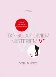 Ilustrācija grāmatai Tango ar diviem misteriem V