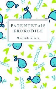 Ilustrācija grāmatai Patentētais krokodils