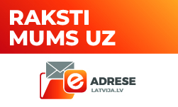 Raksti Latvijas Neredzīgo bibliotēkai, izmantojot iestādes E-adresi